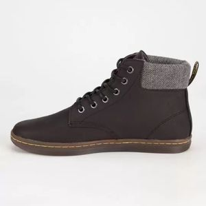Dr. Martens Maelly Leather Womens Boots